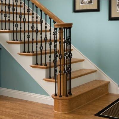 Stair Parts Chicago, IL Top Quality Hardwood Flooring Store Chicago!